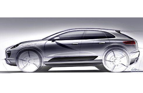 Macan, el nuevo SUV compacto de Porsche
