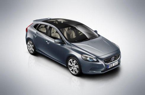 Volvo presenta un nuevo V40, ahora con figura de hatchback