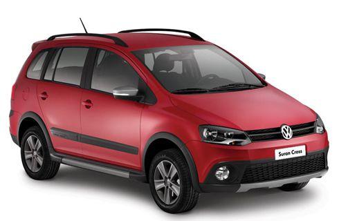 VW Suran Cross, en vías de extinción