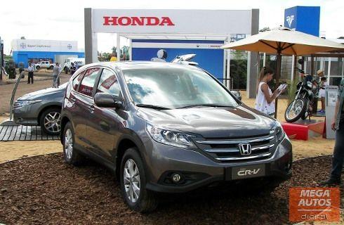 Honda lanzó a la venta la nueva CR-V, desde 34.500 dólares