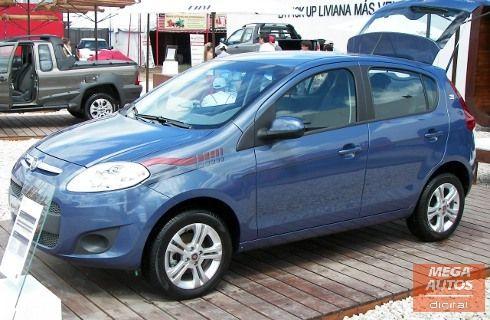 Fábrica Fiat se prepara para producción en serie de los Nuevos Siena y Palio
