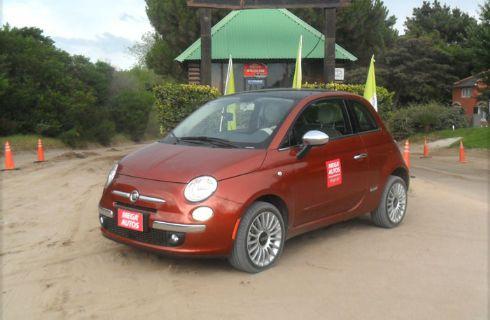 Prueba: Fiat 500 1.4 MultiAir