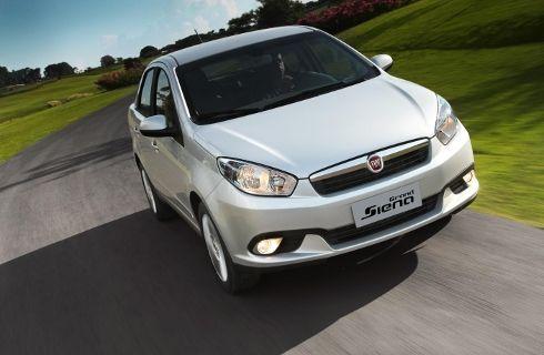 Fiat presentó en Chile el nuevo Grand Siena