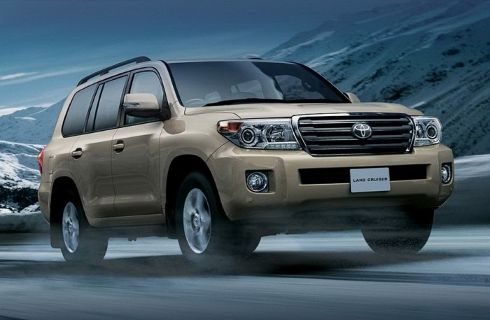 La nueva Toyota Land Cruiser 200 ya se vende en Argentina
