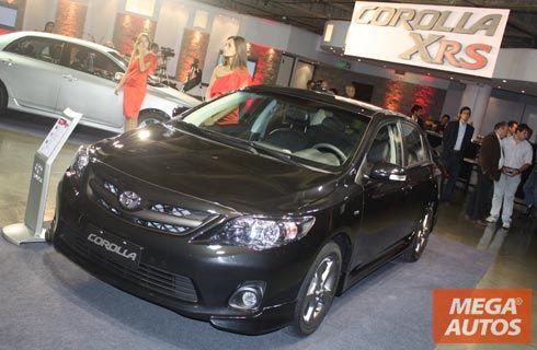 Toyota Corolla XRS a la venta en Argentina