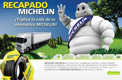 Michelin desarrolló un simulador de ahorro