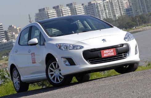 Prueba: Peugeot 308 1.6 Allure