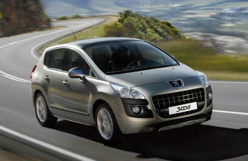 Se viene el Peugeot 3008 HDI