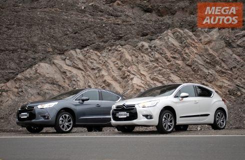 Citroën DS4, oficialmente a la venta en toda la red
