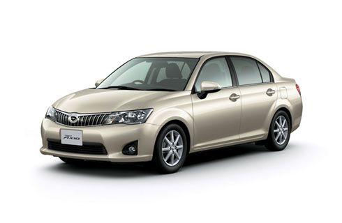 Toyota Corolla: nació en Japón la nueva generación
