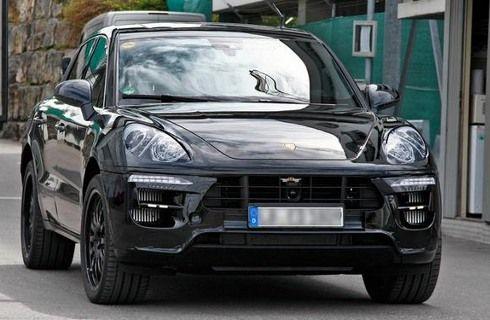 Porsche Macan: primeras imágenes del hermano menor del Cayenne