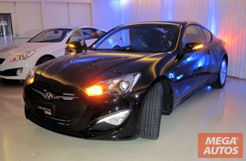 La nueva Hyundai Genesis Coupé llegó a la Argentina