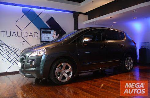 Peugeot 3008 HDi FAP en Argentina