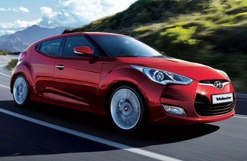 El Hyundai Veloster ya está en las concesionarias