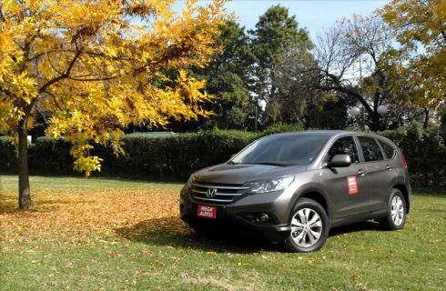 Prueba: Honda CRV EX L 4AWD