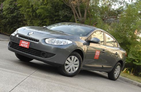 Prueba: Renault Fluence 1.6L Confort