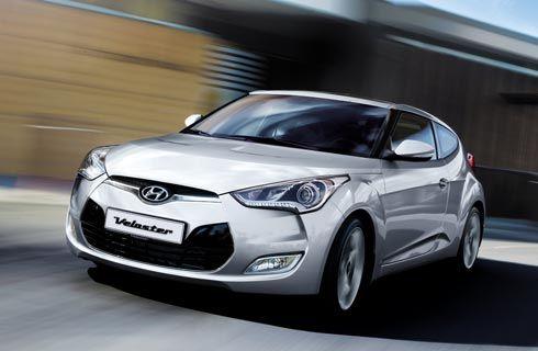 Hyundai Veloster, lanzamiento en Argentina