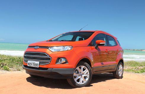 Nueva Ford EcoSport – Contacto
