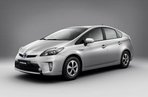 Un nuevo reconocimiento para el Toyota Prius