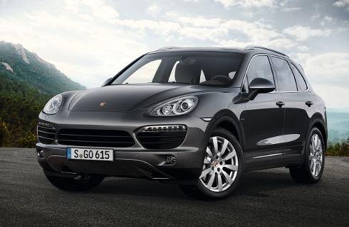 Nuevo Porsche Cayenne S Diesel