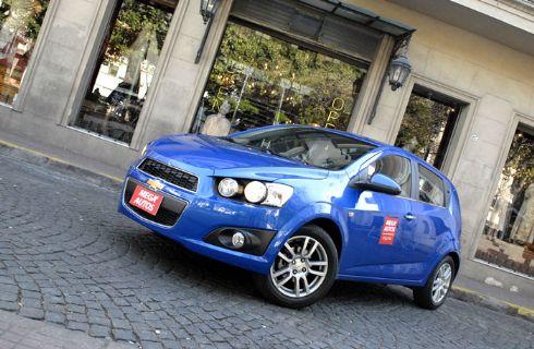 Prueba: Chevrolet Sonic 1.6L 5 Puertas Automático