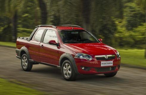 Nueva Fiat Strada, disponible en Argentina