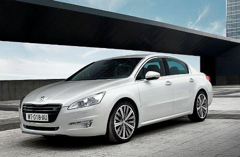 Peugeot incorpora los motores HDi a la oferta del 508
