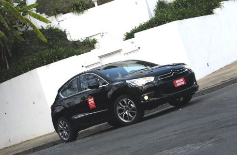 Prueba: Citroen DS4 1.6 Turbo So Chic