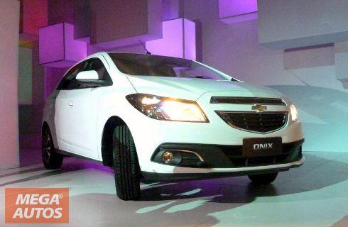 Lanzamiento mundial del Chevrolet Onix