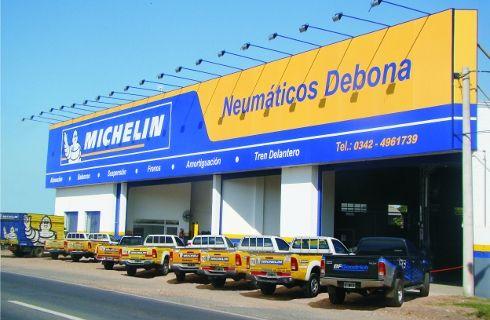 Nuevos Truck Center Michelin