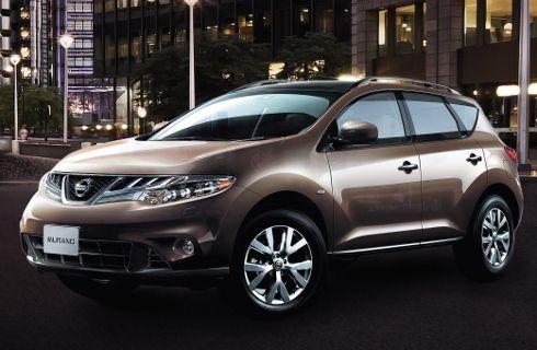 El Nissan Murano 2013 llegó a la Argentina