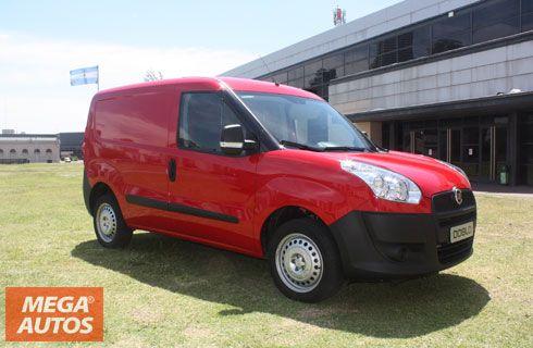 Fiat Dobló Cargo, para el transporte de mercaderías