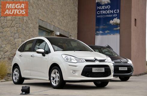 Primer contacto con el Nuevo Citroën C3