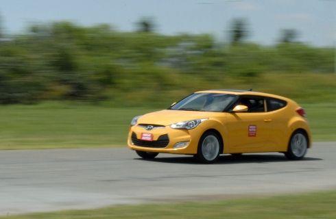 MEMA nombró al Hyundai Veloster como mejor Hatchback