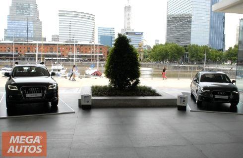 Audi presentó el A1 Sportback y el nuevo Q5