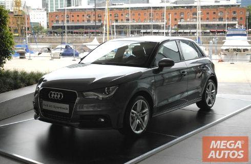 Todo sobre el Audi A1 Sportback