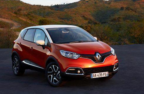 El Renault Captur verá la luz en Ginebra