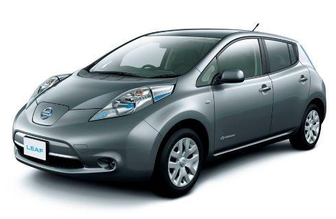 Nissan inicia el ensamble del Leaf 2013