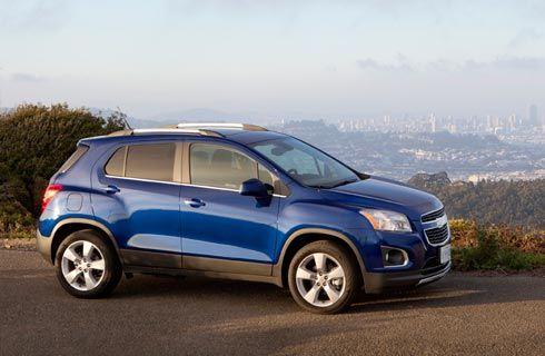 La Chevrolet Trax se llamará Tracker en Argentina
