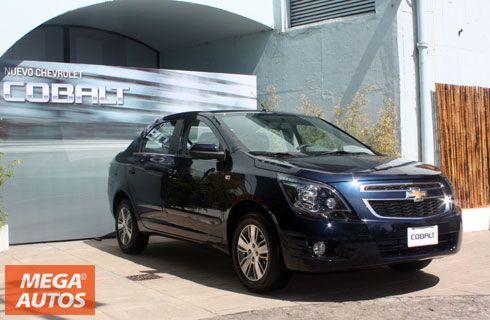 Nuevo Chevrolet Cobalt en Argentina