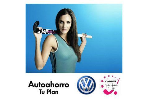 Autoahorro Volkswagen y Amarok, junto a Luciana Aymar
