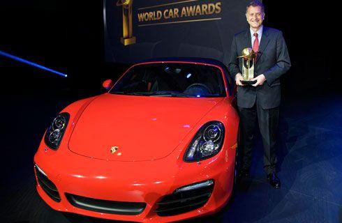 Porsche Boxster y Cayman, los World Performance Car