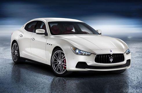 El Maserati Ghibli se presentó en Shanghai