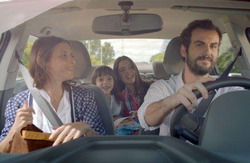 Chevrolet Cobalt: El poder de reunir a la familia está en tus manos