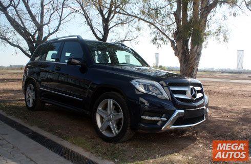 Nueva Mercedes-Benz GLK a la venta en Argentina