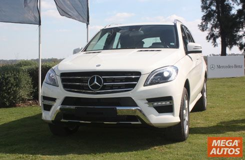 La Nueva Mercedes-Benz Clase M ya está en el país