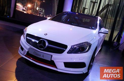 Nueva Mercedes-Benz Clase A en Argentina