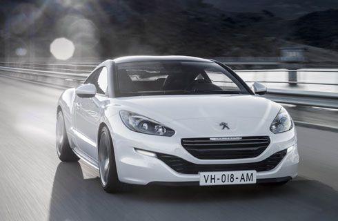 Peugeot lanzó el nuevo RCZ, desde $291.000