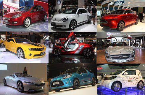 6° Salón Internacional del Automóvil de Buenos Aires