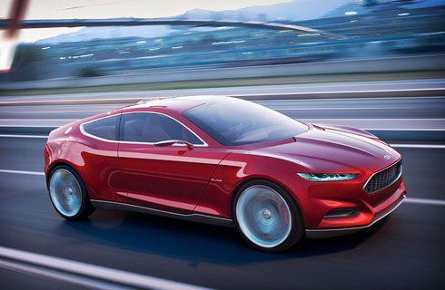 Ford presentará el Evos Concept en el Salón de Buenos Aires